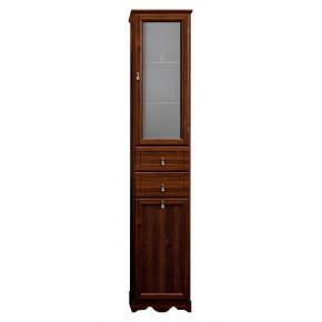 Шкаф-пенал Opadiris Тибет 40 R нагал, матовое стекло
