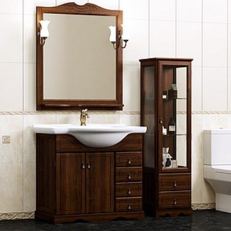 Комплект мебели Opadiris Клио 70 нагал купить в Москве по цене от 35196р. в интернет-магазине mebel-v-vannu.ru