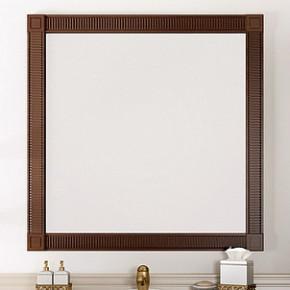 Зеркало Opadiris Фреско 100 светлый орех
