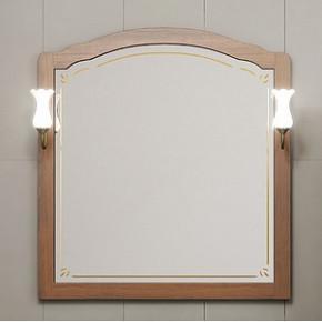 Зеркало Opadiris Лоренцо 100 орех