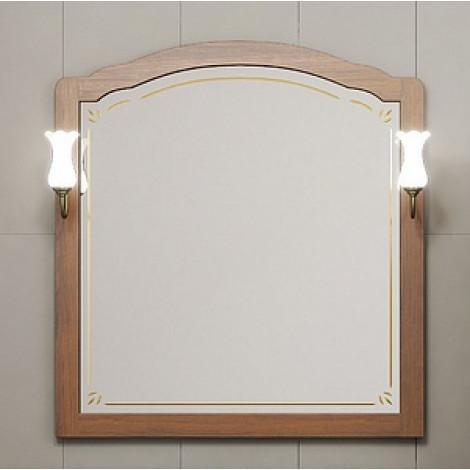 Зеркало Opadiris Лоренцо 100 орех купить в Москве по цене от 11264р. в интернет-магазине mebel-v-vannu.ru