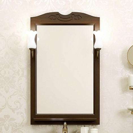 Зеркало Opadiris Клио 65 нагал со светильниками купить в Москве по цене от 6349р. в интернет-магазине mebel-v-vannu.ru