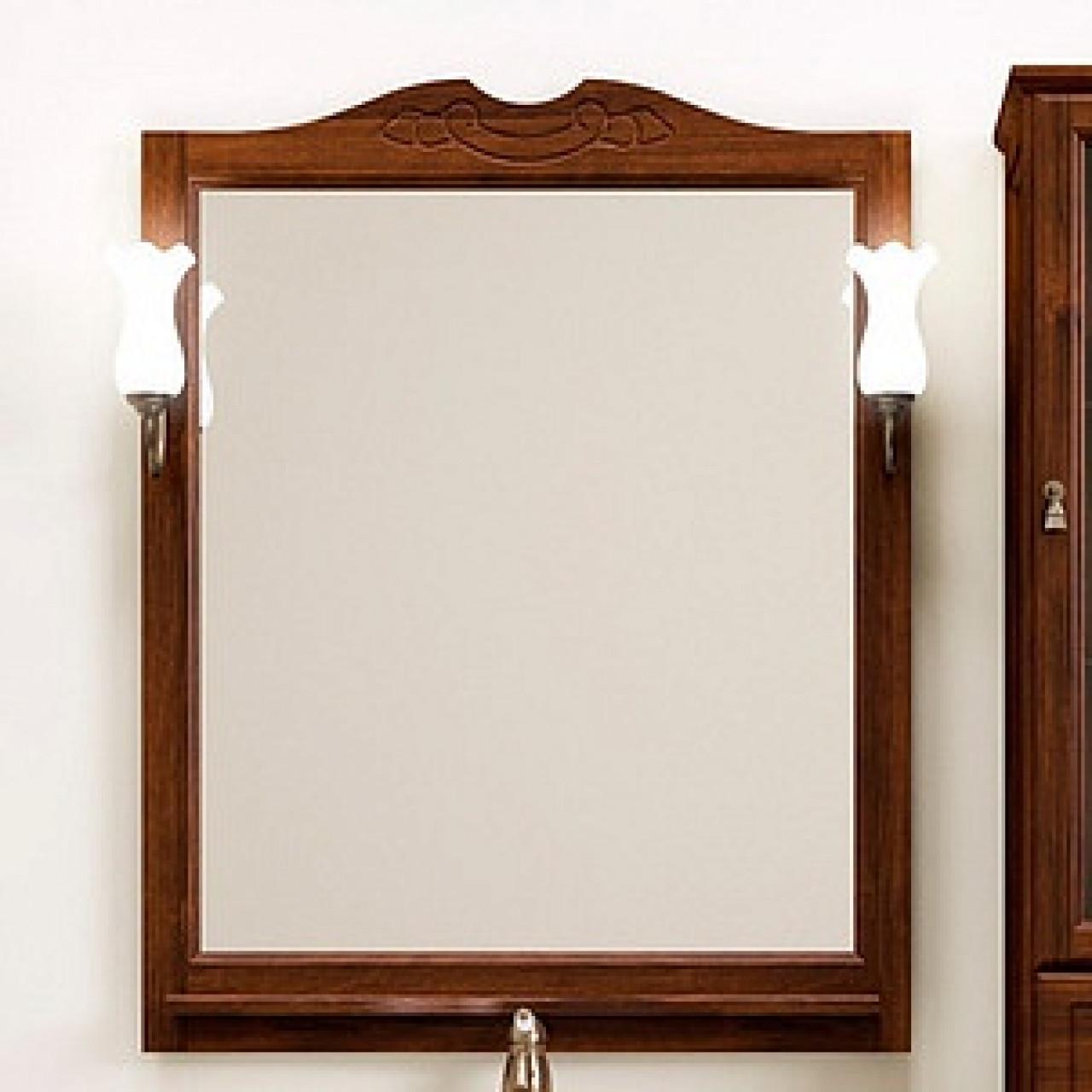 Зеркало Opadiris Клио 70 нагал купить в Москве по цене от 7352р. в интернет-магазине mebel-v-vannu.ru