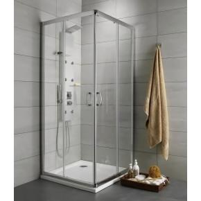 Душевой уголок Radaway Premium Plus D 75x90x190 прозрачное стекло 30433-01-01N