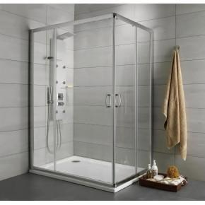 Душевой уголок Radaway Premium Plus D 80x120x190 прозрачное стекло 30435-01-01N