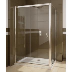 Душевой уголок Radaway Premium Plus DWJ+S 120 прозрачное стекло