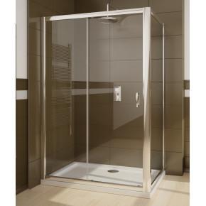 Душевой уголок Radaway Premium Plus DWJ+S 130 прозрачное стекло