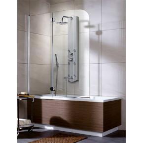Шторка на ванну Radaway EOS PND 130, лев. 205202-101L