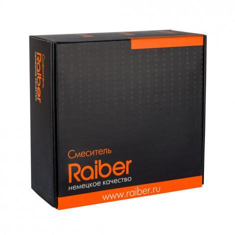 Смеситель для раковины Raiber Grats R1802 однорычажный купить в Москве по цене от 4224р. в интернет-магазине mebel-v-vannu.ru
