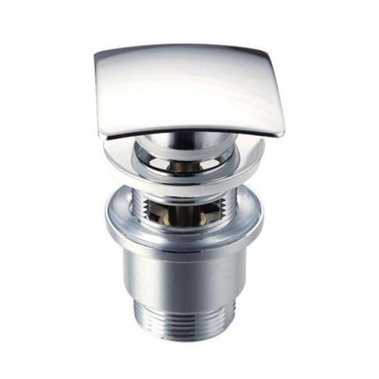 Донный клапан автомат Raiber RLET-58 купить в Москве по цене от 893р. в интернет-магазине mebel-v-vannu.ru
