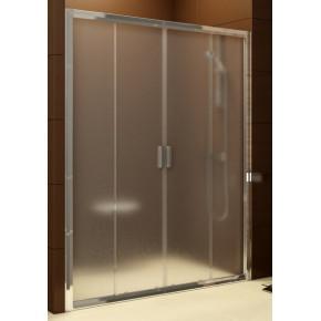 Душевая дверь Ravak Blix BLDP4-160 блестящий+транспарент 0YVS0C00Z1