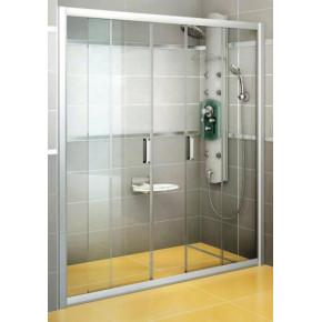 Душевая дверь Ravak Blix BLDP4-170 блестящий+транспарент 0YVV0C00Z1