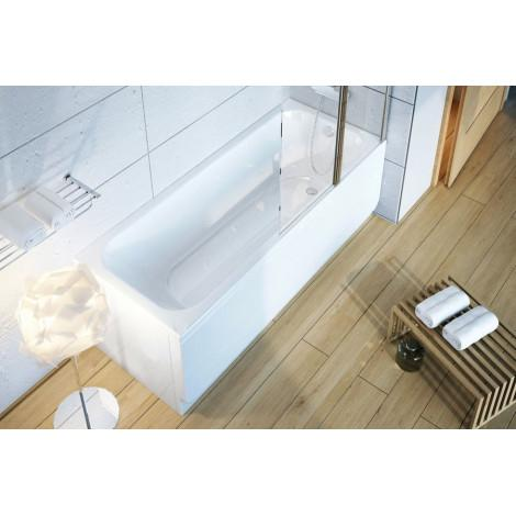 Акриловая ванна Ravak Chrome 170х75 C741000000 купить в Москве по цене от 34278р. в интернет-магазине mebel-v-vannu.ru