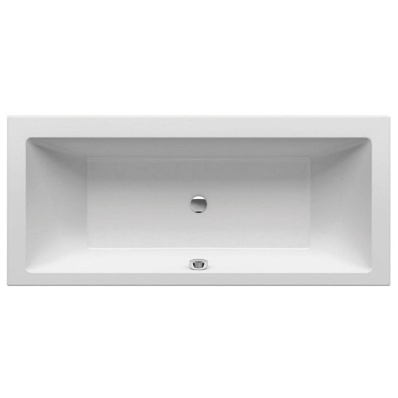 Акриловая ванна Ravak Formy 01 180x80 C881000000 купить в Москве по цене от 37260р. в интернет-магазине mebel-v-vannu.ru