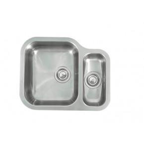Кухонная мойка Reginox Alaska U LUX OKG left/rignt 43209/42920