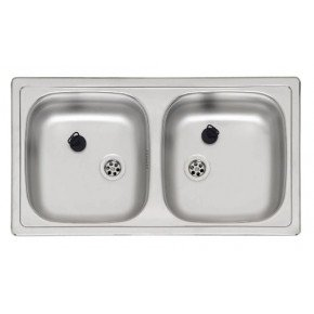Кухонная мойка Reginox Beta 2393 20 LUX 780x430 OSP 2393