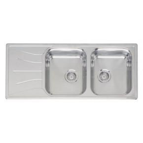 Кухонная мойка Reginox Diplomat 30 R LUX 1160x500 OKG