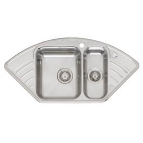 Кухонная мойка Reginox Empire L 15 LUX KGOKG Left/Right 41142/3721