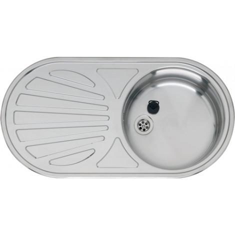 Кухонная мойка Reginox Galicia LUX 852x442 OKG купить в Москве по цене от 8240р. в интернет-магазине mebel-v-vannu.ru