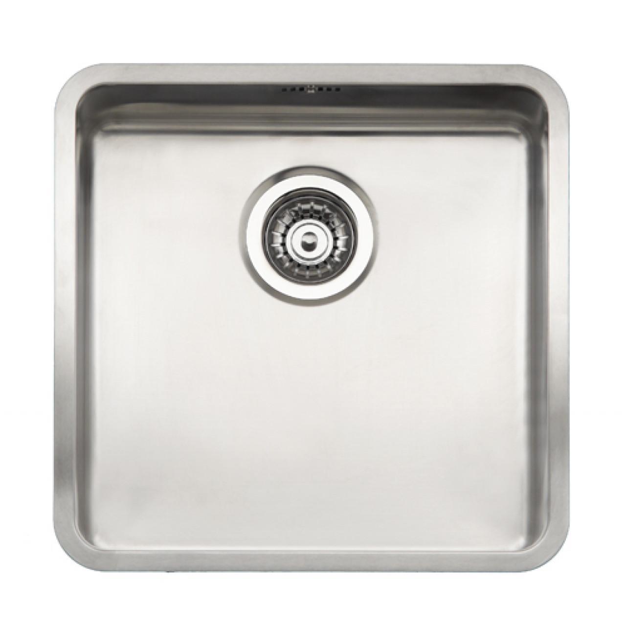 Кухонная мойка Reginox Kansas 440х440 Cuadrat 42417 купить в Москве по цене от 33720р. в интернет-магазине mebel-v-vannu.ru