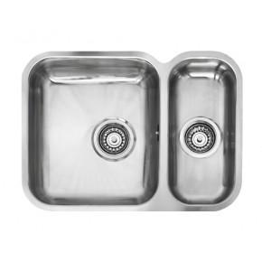 Кухонная мойка Reginox Montana U LUX OKG left/right 43518/43519