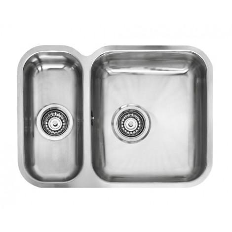 Кухонная мойка Reginox Montana U LUX OKG left/right 43518/43519 купить в Москве по цене от 23300р. в интернет-магазине mebel-v-vannu.ru