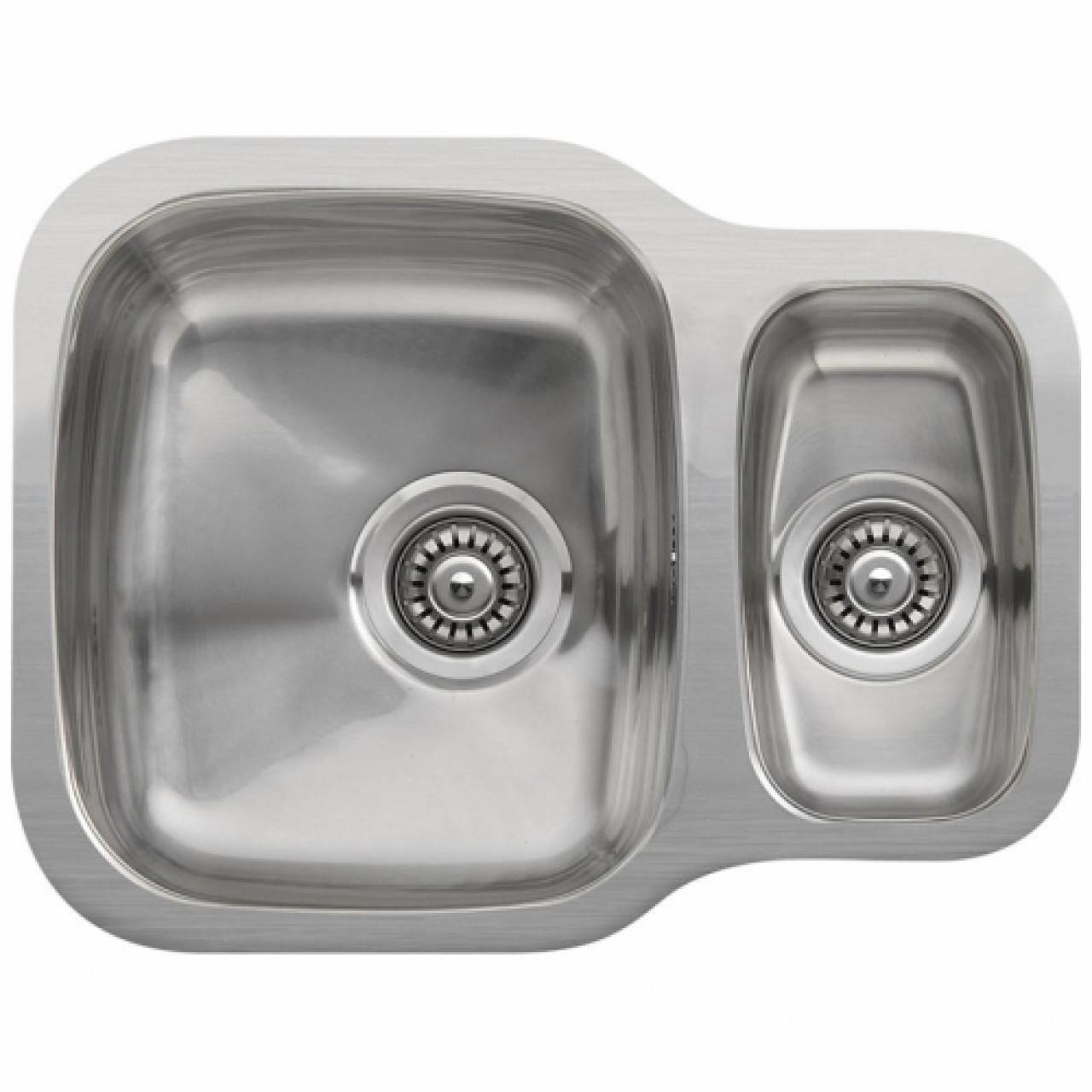 Кухонная мойка Reginox Nebraska U LUX OKG 43374 купить в Москве по цене от 23300р. в интернет-магазине mebel-v-vannu.ru