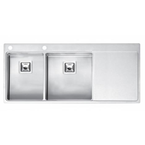 Кухонная мойка Reginox Nevada 30x40 1160x510 Left/Right купить в Москве по цене от 96070р. в интернет-магазине mebel-v-vannu.ru