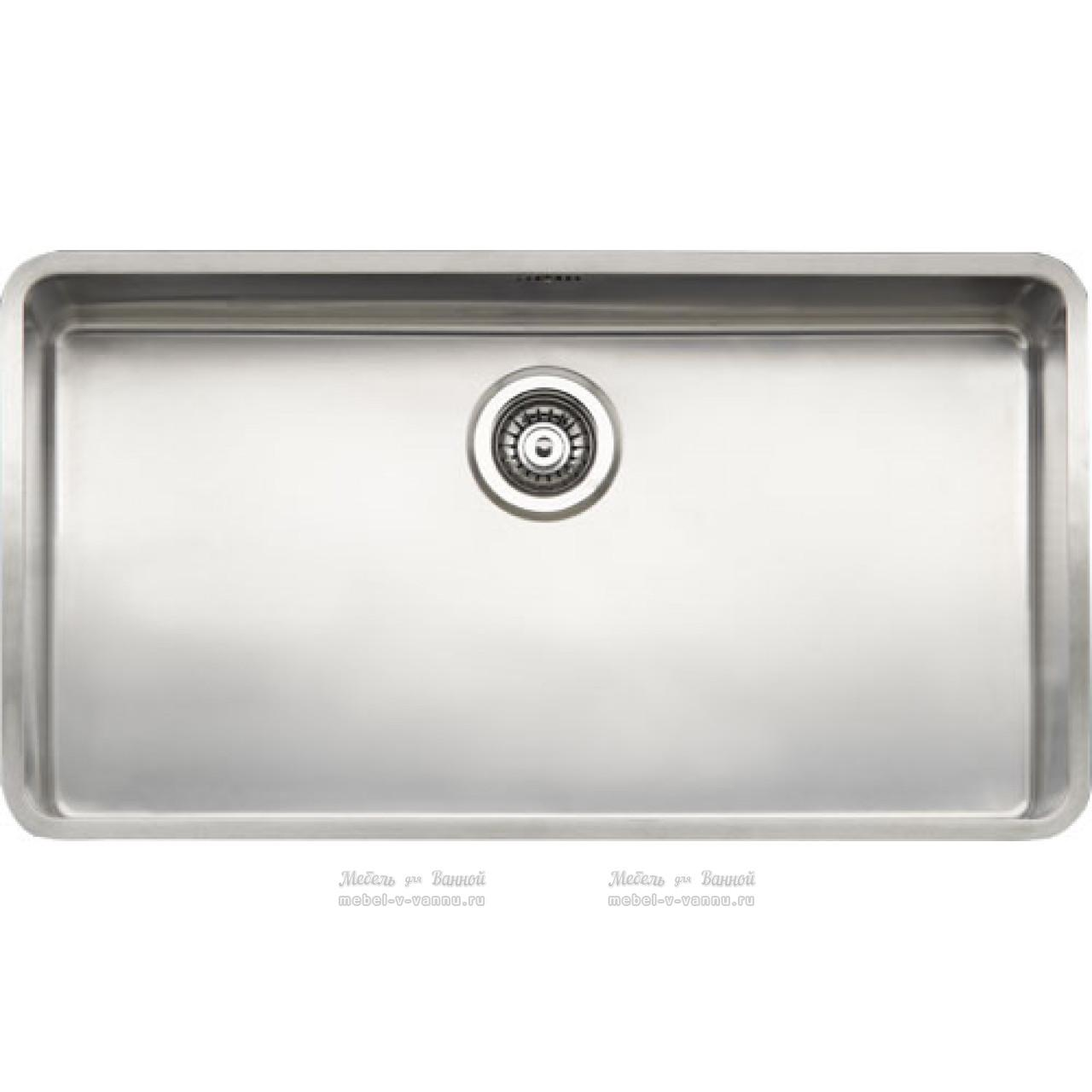 Кухонная мойка Reginox Ohio 840x460 Large OKG купить в Москве по цене от 40630р. в интернет-магазине mebel-v-vannu.ru