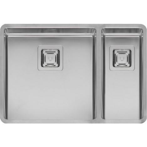 Кухонная мойка Reginox Texas 40x40+18x40 купить в Москве по цене от 64500р. в интернет-магазине mebel-v-vannu.ru