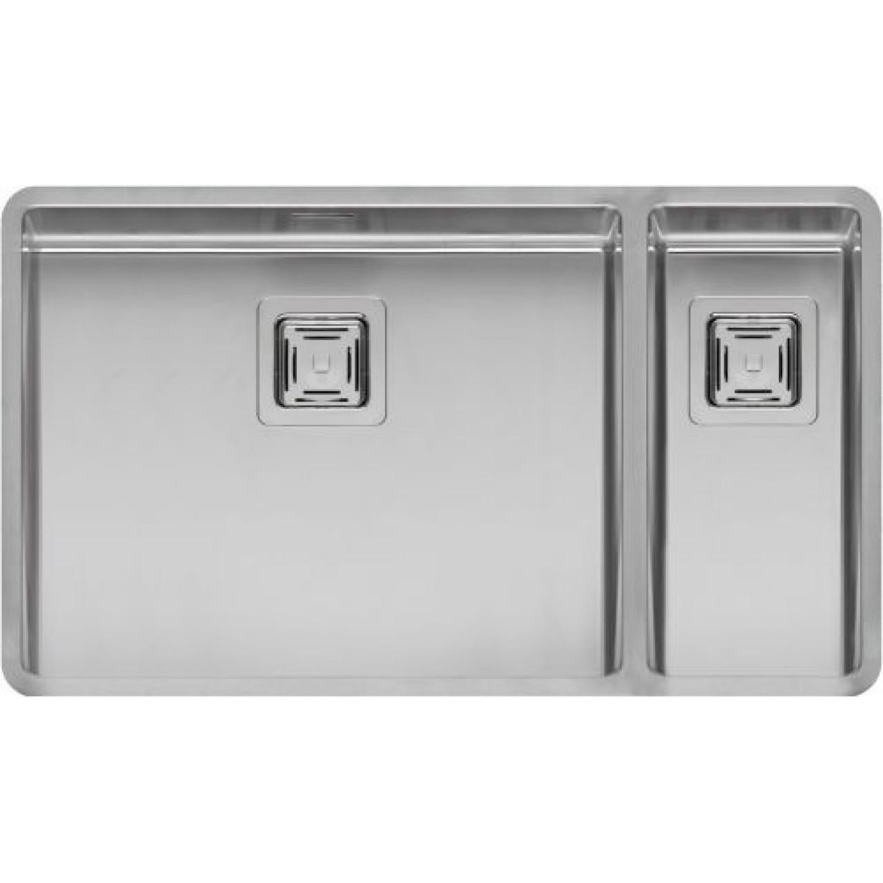 Кухонная мойка Reginox Texas 50x40+18x40 41476 купить в Москве по цене от 78300р. в интернет-магазине mebel-v-vannu.ru