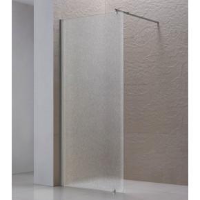 Душевая перегородка RGW Walk In WA-02 1100x1850 профиль хром, стекло шиншилла 04100211-51