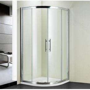 Душевой уголок RGW Hotel HO-51 1000x1000x1950 профиль хром, стекло чистое 03065100-11