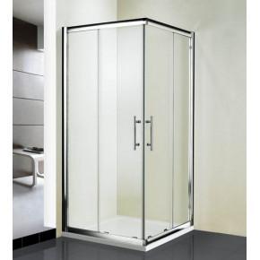 Душевой уголок RGW Hotel HO-31 1000x1000x1950 профиль хром, стекло чистое 03063100-11