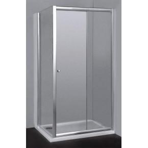 Душевой уголок RGW Classic CL-45 (1060-1110)x1000x1850 стекло шиншилла 040945110-51