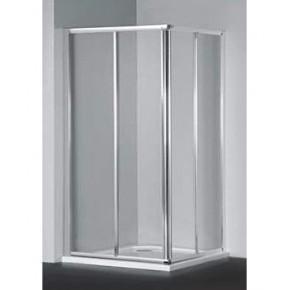 Душевой уголок RGW Classic CL-42 1200x900x1850 профиль хром, стекло шиншилла 04094292-51