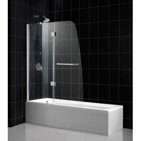 Шторка на ванну RGW Screens SC-13 900х1500 стекло чистое 01111309-11