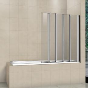 Шторка на ванну RGW Screens SC-21 1200x1500 стекло чистое 03112112-11