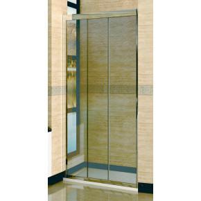 Душевая дверь в нишу RGW Classic CL-11 (860-910)x1850 профиль хром, стекло шиншилла 04091109-51