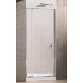 Душевая дверь в нишу RGW Passage PA-02 (770-900)х1850 стекло шиншилла 04080208-51