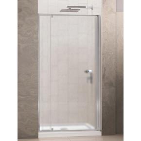 Душевая дверь в нишу RGW Passage PA-02 (1130-1300)х1850 стекло шиншилла 04080212-51