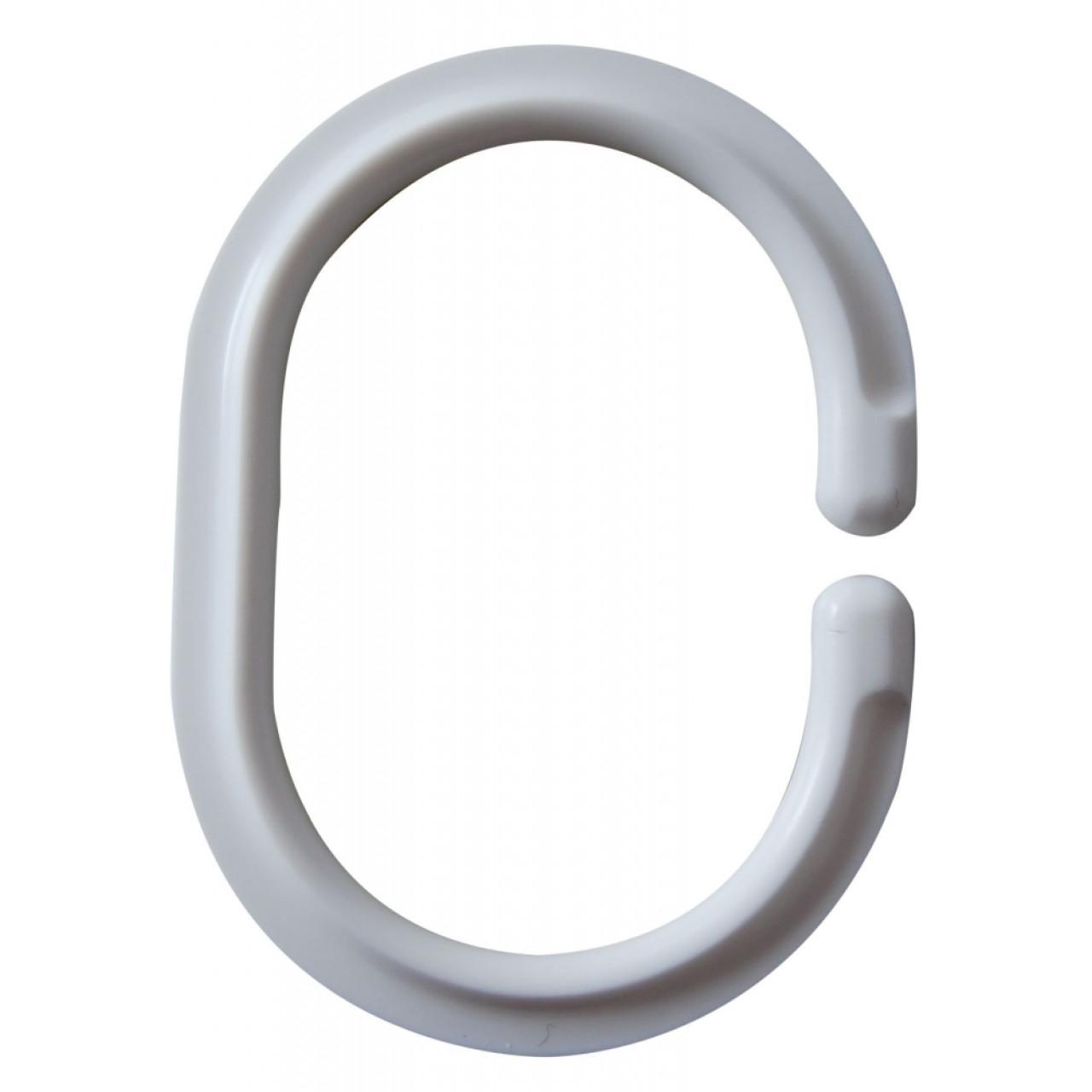 Кольца для штанги Ridder комплект 12шт белый, 49301 купить в Москве по цене от 267р. в интернет-магазине mebel-v-vannu.ru