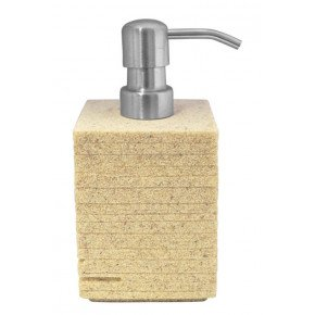 Дозатор для жидкого мыла Ridder Brick 22150511 бежевый