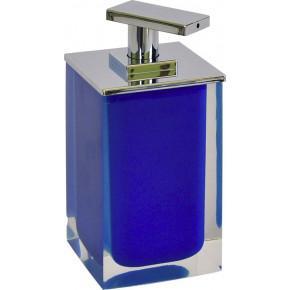 Дозатор для жидкого мыла Ridder Colours 22280503 синий