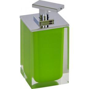 Дозатор для жидкого мыла Ridder Colours 22280505 зеленый