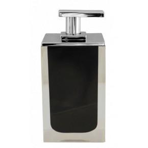 Дозатор для жидкого мыла Ridder Colours 22280510 черный