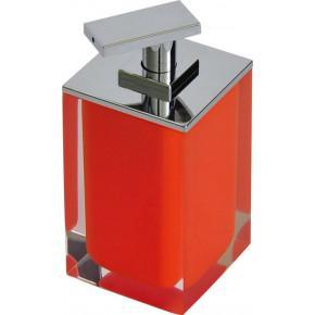 Дозатор для жидкого мыла Ridder Colours 22280514 оранжевый