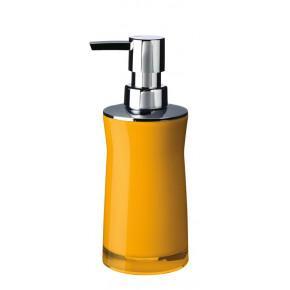 Дозатор для жидкого мыла Ridder Disco 2103504 желтый