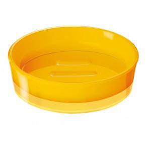 Мыльница настольная Ridder Disco 2103304 желтый