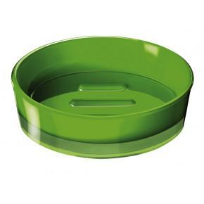 Мыльница настольная Ridder Disco 2103305 зеленый